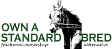 OWN A STANDARDBRED
